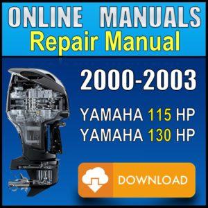 2000 2001 2002 2003 Yamaha 115hp 130hp Service Manual Pdf