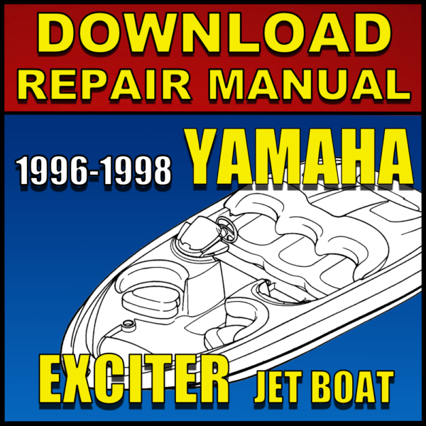 Yamaha Exciter 200 Service Manual Pdf 1996 1997 1998